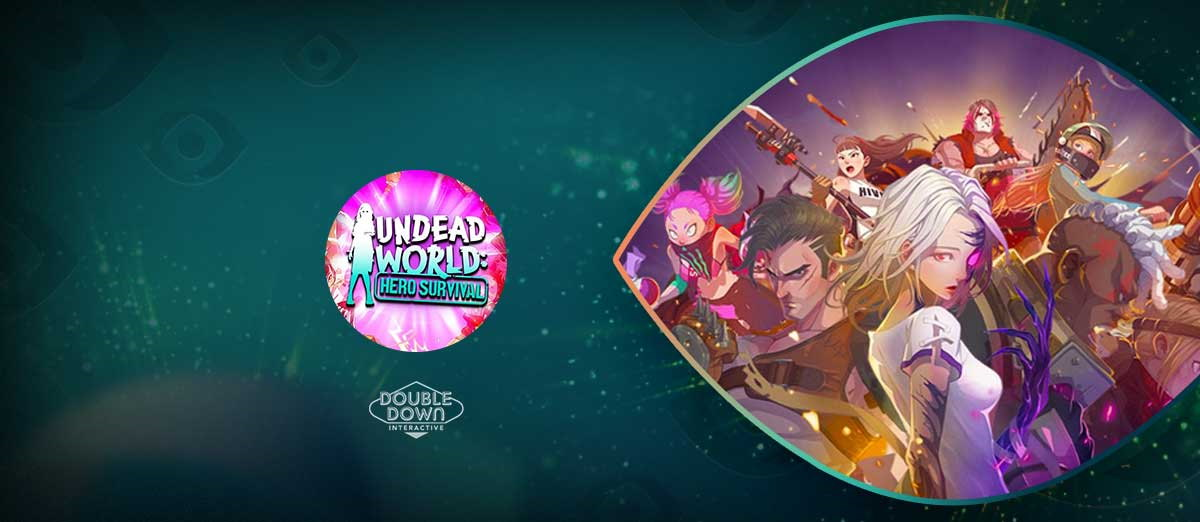 DoubleDown Interactive has released a new RPG game