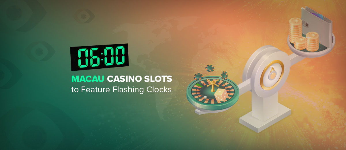 Macau has introduced requirement for all slots machines
