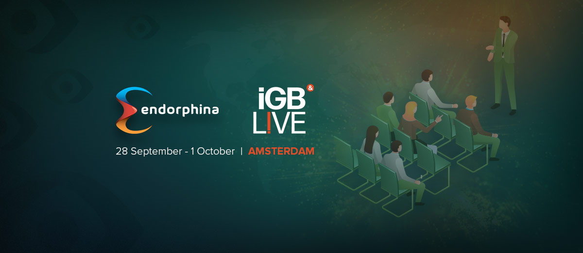 Endorphina is preparing to send a team iGB Live in Amsterdam
