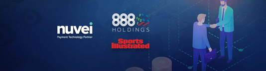 Nuvei Corporation has signed a partnership deal with 888 Holdings