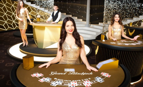 Play online casino games against a live dealer at Playtech